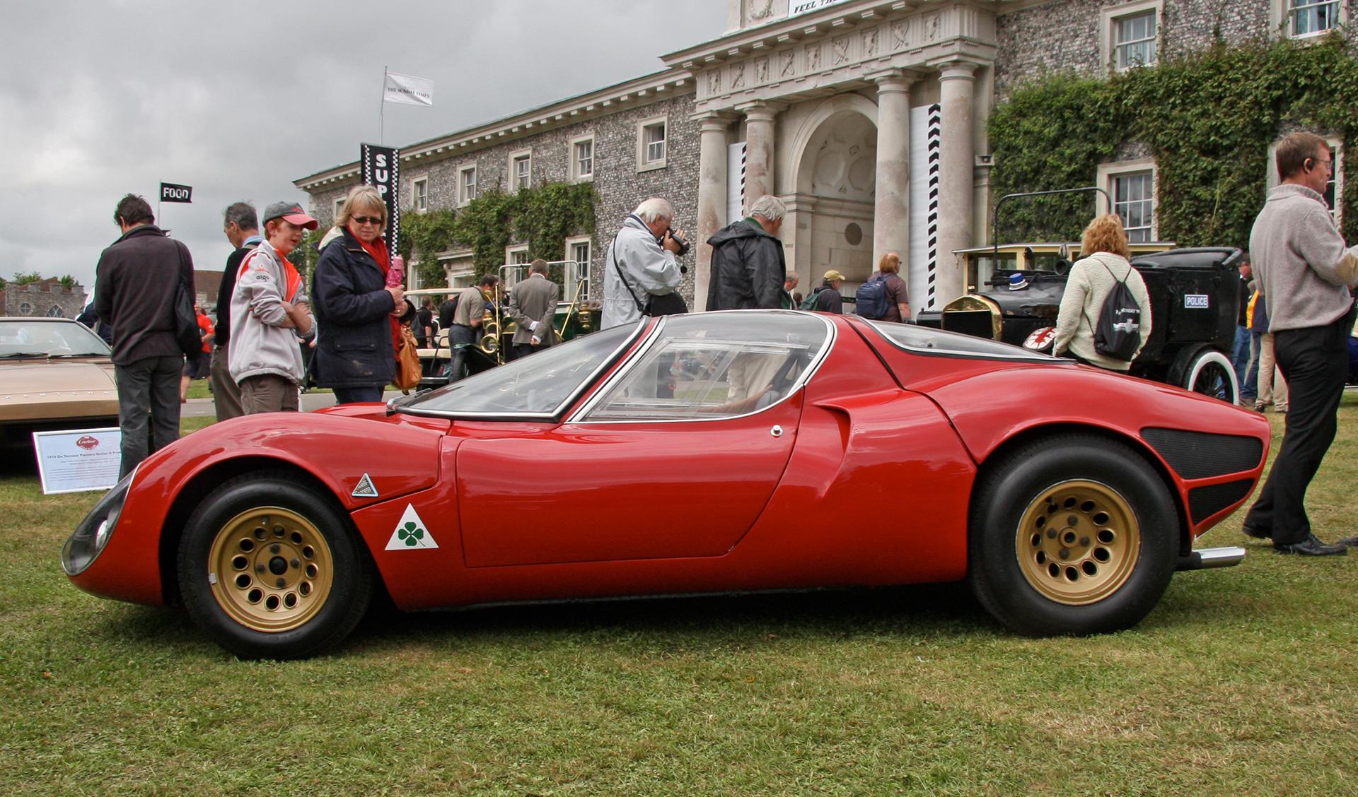 Alfa 33 Stradale
