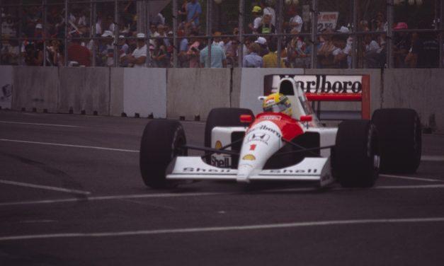 Una vita nei motori: Ayrton Senna