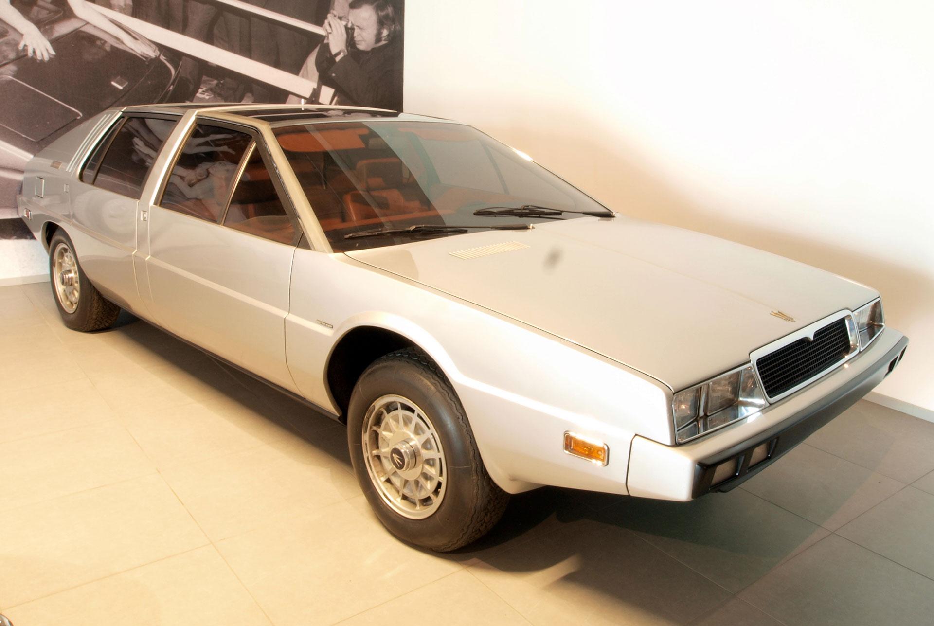 Maserati Quattroporte Medici