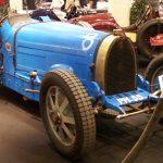 La grande famiglia da corsa delle Bugatti