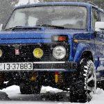 I primi 40 anni: Lada Niva 4×4
