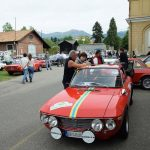 Le auto storiche, figure di spicco al Trofeo Tollegno 1900 Revival Lana Gatto
