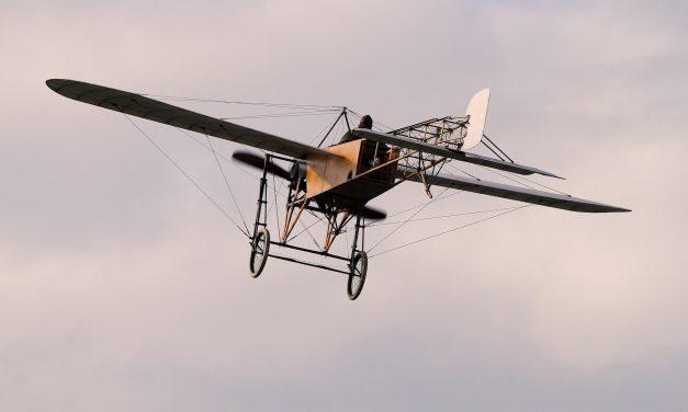 Calderara: primo pilota di aeroplani
