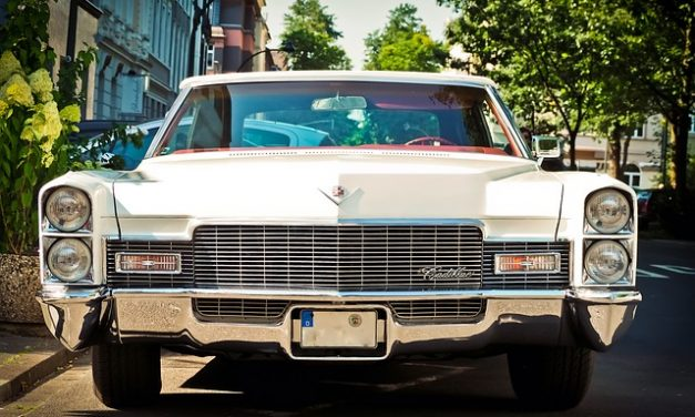 Le più belle auto d'epoca americane