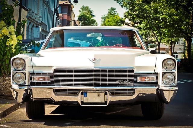 auto d'epoca americane