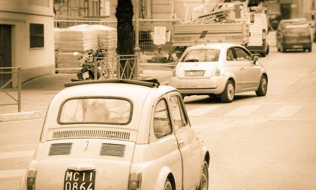 I modelli Fiat piu' conosciuti dal 1968 al 1975