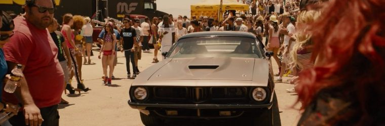 Fast and furious plymouth barracuda