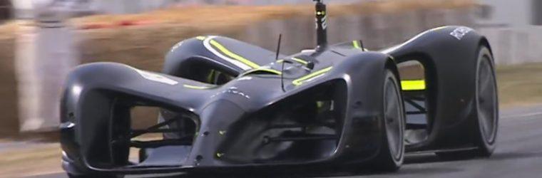 macchine da corsa autonome autopilota