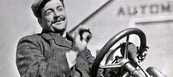 Vincenzo Lancia Aprilia