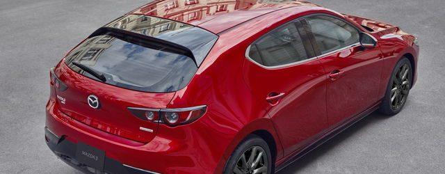 Mazda 3 prevendita caratteristiche tecniche