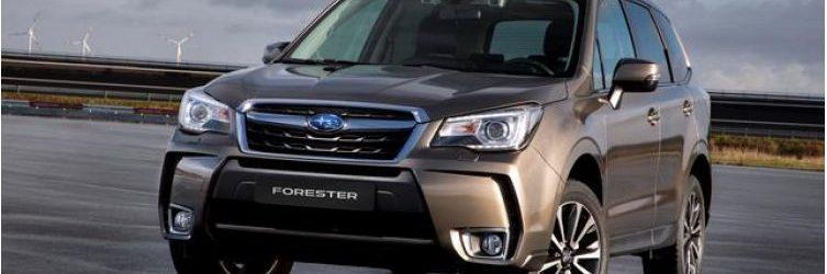 Subaru sicurezza