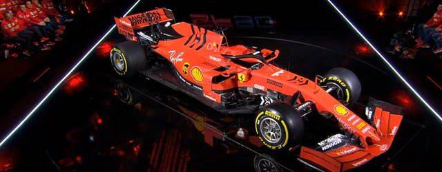 Ferrari SF90 Formula1
